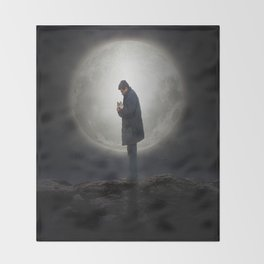 Mickey Throw Blanket