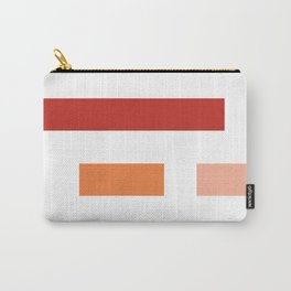 Colored lines #society6 #decor #buyart #artprint Carry-All Pouch