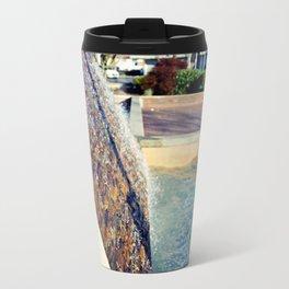 Waterfall Wall Version 2 Travel Mug