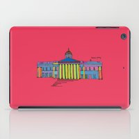 the national iPad Cases featuring National gallery by PINT GRAPHICS