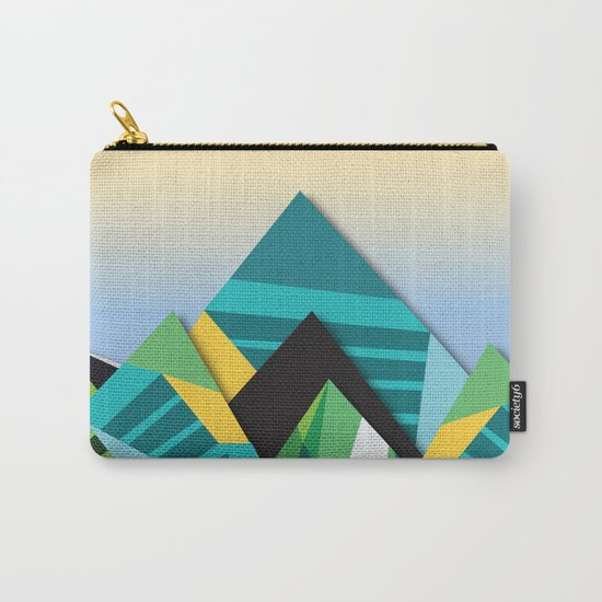 Cosmic Mountains No. 2 Carry-All Pouch