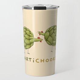 Artichooks Travel Mug