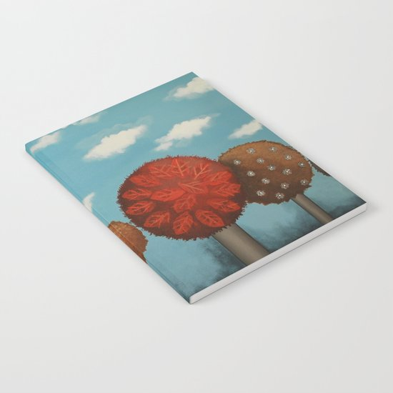 Dream grove Notebook