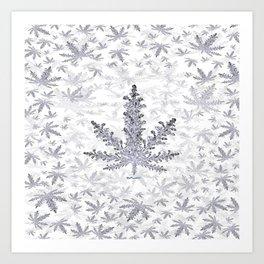 Dust of Snow Art Print