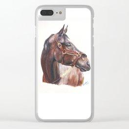 zenyatta... Clear iPhone Case