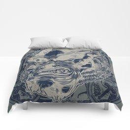 Classic Monsters Series: Gills Comforters