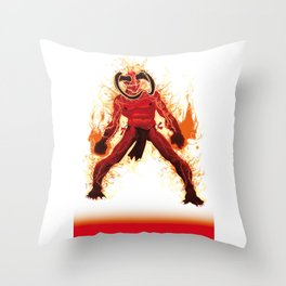 ARIES, 1st zodiacal sign. Throw Pillow
