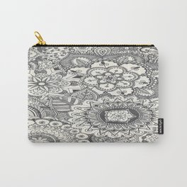 Full Doodle Carry-All Pouch