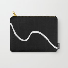 Double Dip Blackboard Graph Carry-All Pouch