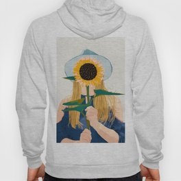 Miss Sunflower || Hoody