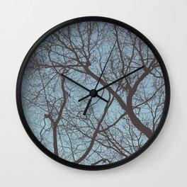 VEINS Wall Clock