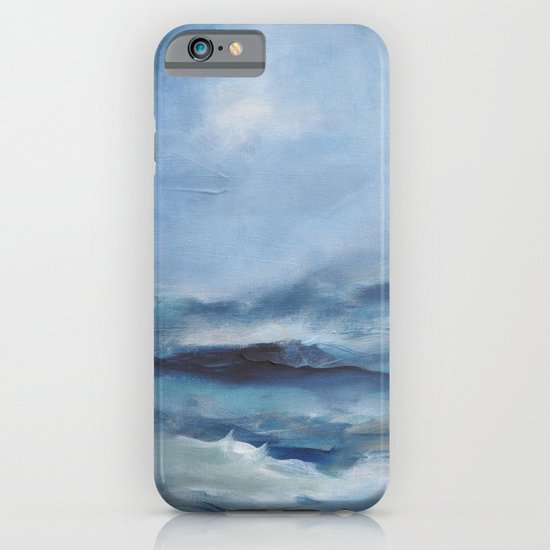 rough sea iPhone & iPod Case