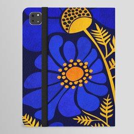 Wildflower Garden iPad Folio Case