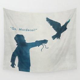 """Go, Mordecai!"" Wall Tapestry"