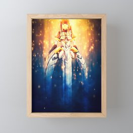 Overlord Narberal Gamma Framed Mini Art Print