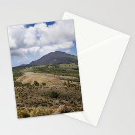 Pagan's North Volcano Stationery Cards