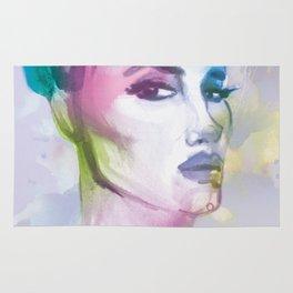 watercolors  Rug