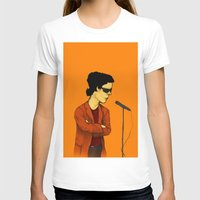 lou reed T-shirts featuring Lou Reed by Nick Gibney