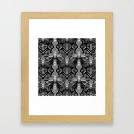 Art Deco. Diva 27 . Framed Art Print
