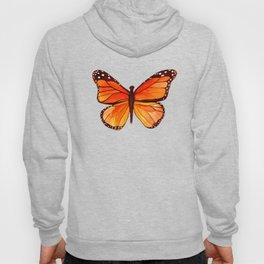 Sunset Butterfly Hoody