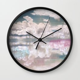 News from Uyuni_02 Wall Clock