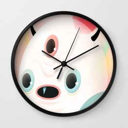 Colossal Chubby Wall Clock