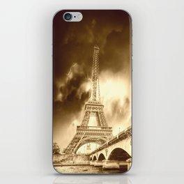 Old Paris iPhone Skin