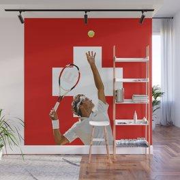 Roger Federer | Tennis Wall Mural