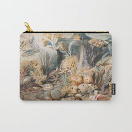Ocean Life by James M. Sommerville Carry-All Pouch
