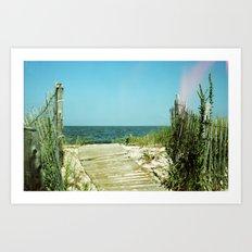 Eastern Shore Art Print