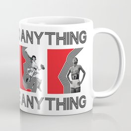 She Can Do Anything Coffee Mug