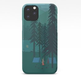 Let's get lost iPhone Case