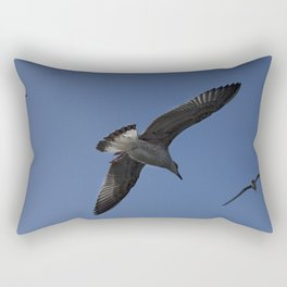 Seagulls  Rectangular Pillow