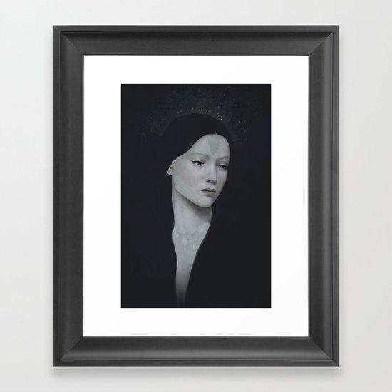 198 Framed Art Print