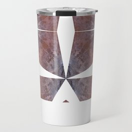 Rust and Concrete Travel Mug