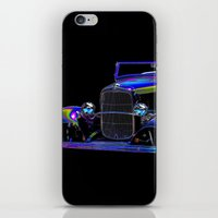ford iPhone & iPod Skins featuring Ford Abstract by Beach Bum Pics