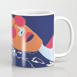 sinking in the water Coffee Mug