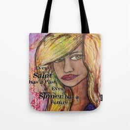 Every Saint.. Tote Bag