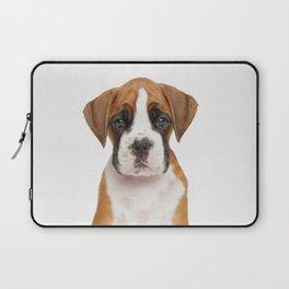 German Boxer Puppy Laptop Sleeve