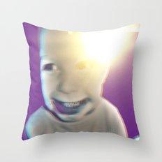 ma boy Throw Pillow