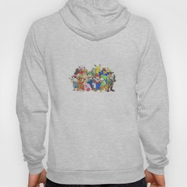 Super Smash Brothers 64 Hoody