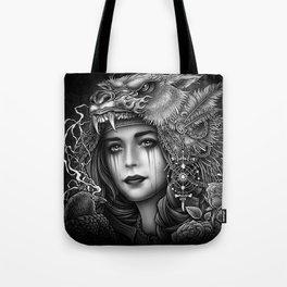 Winya No. 93 Tote Bag