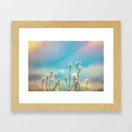 Summer Blossom Framed Art Print