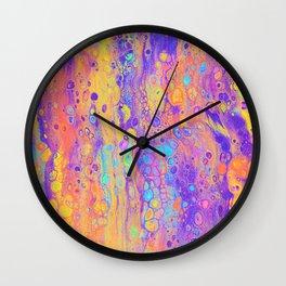 Artwork_077 - jessie.does.art Wall Clock