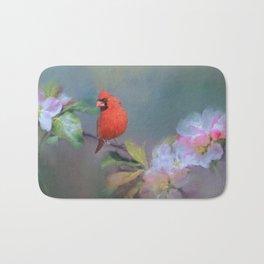 Cardinal Morning Bath Mat