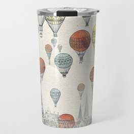 Voyages over Edinburgh Travel Mug