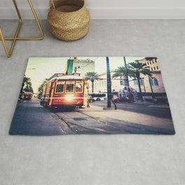 New Orleans Streetcar Rug