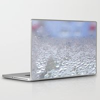 window Laptop & iPad Skins featuring window by Eva Lesko