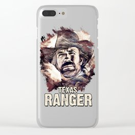 Chuck - The LEGEND Clear iPhone Case
