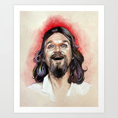 The Fabulous Mr. Bridges Art Print
